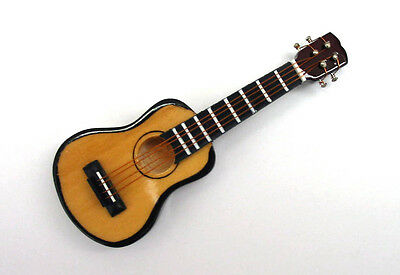 Music Gifts Collectable Acoustic Guitar Fridge Magnet