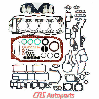 85-95 TOYOTA 2.4L 22RE FULL GASKET SET w/ Oversize Thickness(.50mm) Head Gasket