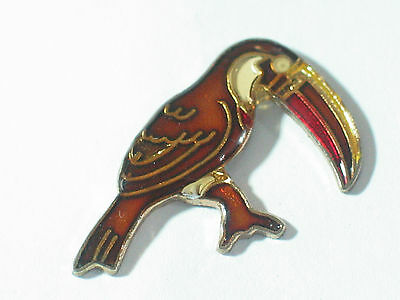 Vintage Toucan Bird Pin