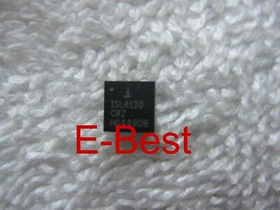 5x New Intersil ISL8120CRZ ISL8120 CRZ QFN32 IC Chip