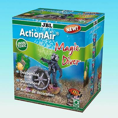 JBL ActionAir Magic Diver - Ausströmer Dekoration Deko Zubehör Aquarium