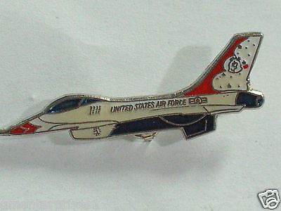 Vintage F-16 Fighting Falcon Aircraft Pin