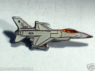Vintage F-16 Fighting Falcon USAF Aircraft Pin