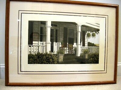 "Stephen Sebastian ""Mid Afternoon"" Signed Limited Edition Print 68/175"