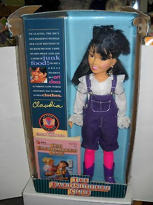 "#2065 Vintage Kenner Babysitter's Club 18"" Claudia Doll"