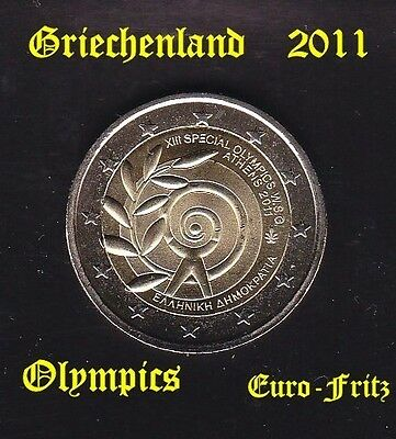 * 2 Euro 2011  Griechenland  Olympics   ~**~