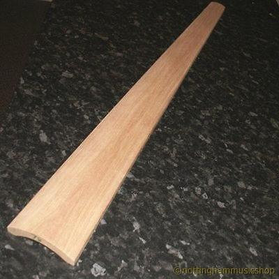 New 1/4 Size Double Bass Fingerboard 730Mm Hardwood Contrabass Finger Board