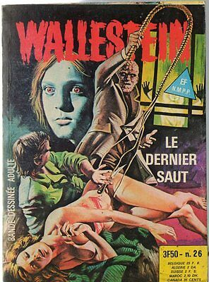 ^+^ WALLESTEIN  n°26 ^+^ ELVIFRANCE 1979