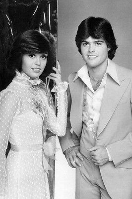 Donny Osmond, Marie Osmond Donny And Marie 24X36 Poster 1970's Icons