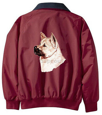 AKITA embroidered Challenger jacket ANY COLOR B