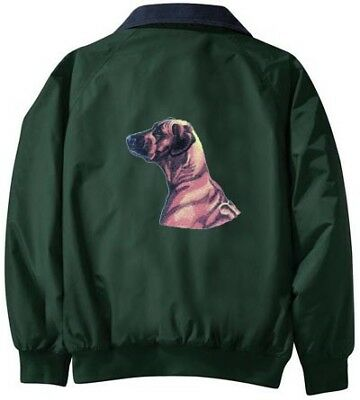 RHODESIAN RIDGEBACK Challenger jacket ANY COLOR B