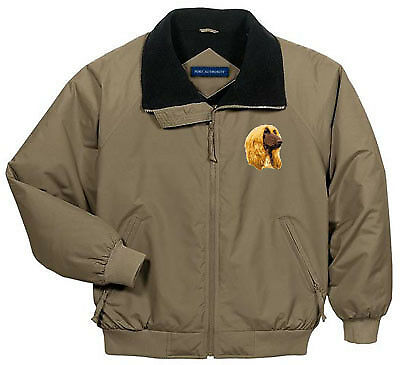 AFGHAN HOUND embroidered Challenger jacket ANY COLOR