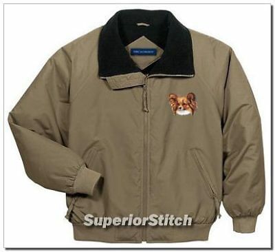 PAPILLON  embroidered challenger jacket ANY COLOR