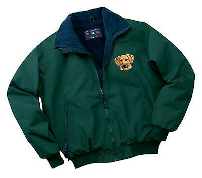 RHODESIAN RIDGEBACK challenger jacket ANY COLOR