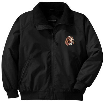WELSH SPRINGER SPANIEL challenger jacket ANY COLOR