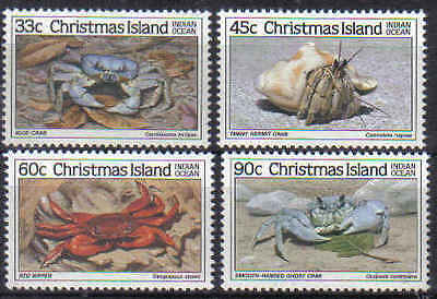 STAMPS from AUSTRALIA  CHRISTMAS ISLAND  1985 CRAB  II    (MNH) lot 274