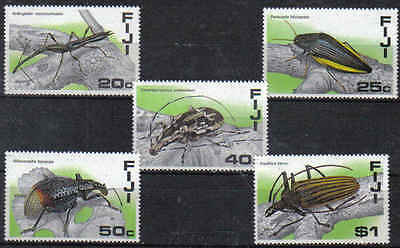 STAMPS  FIJI   1987  INSECTS    ( MNH )  lot 405