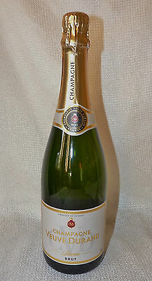 Free Fast Shipping Worldwide Bouteille De Champagne Brut Veuve Durand