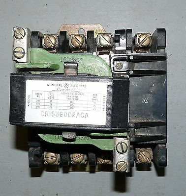 New Ge General Electric Cr153G002Aca Contactor