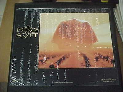 THE PRINCE OF EGYPT, orig sealed in plastic LCS (Dreamworks animation)