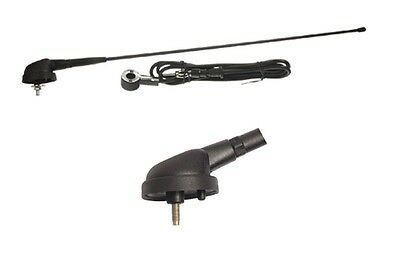Universal Front Roof Mounted Aerial Antenna Mast and Base Freelander MG Rover O