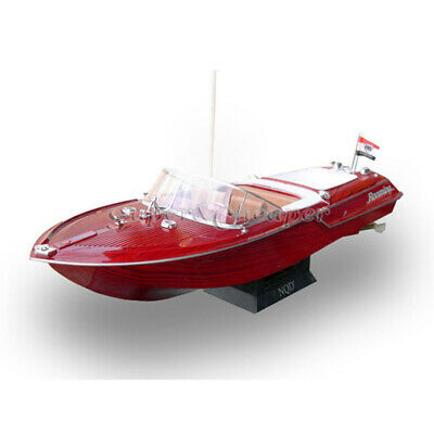 New Luxury Yacht Style Racing RC Boat HQ2011