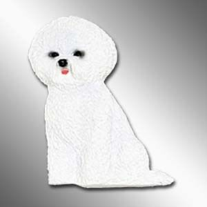 BICHON FRISE Best Friends MAGNET Unbreakable NEW