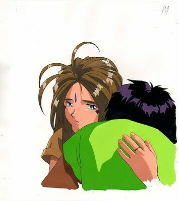 Anime Cel Ah My Goddess #14