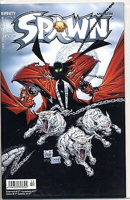 SPAWN # 53 KIOSK deutsch INFINITY (US 105+106) +TOP+