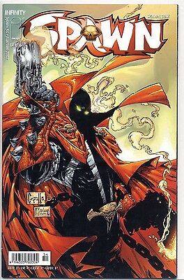 SPAWN # 54 KIOSK deutsch INFINITY (US 107+108)   +TOP+
