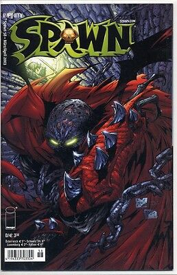 SPAWN # 58 KIOSK deutsch INFINITY (US 115+116) +TOP+