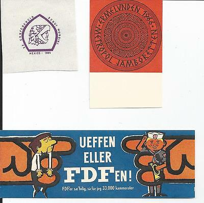 Boy Scout Cinderellas Seals And Labels From The 1960's