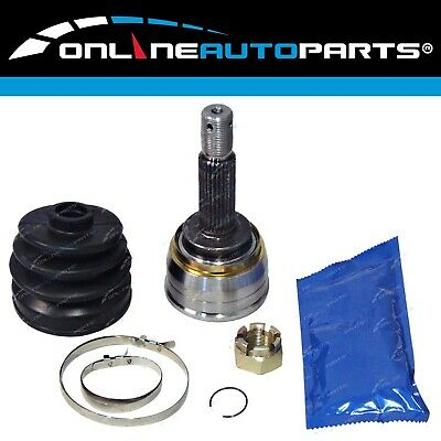 Outer CV Joint & Boot Kit for Hyundai Accent + GETZ 2000-11 Constant Velocity