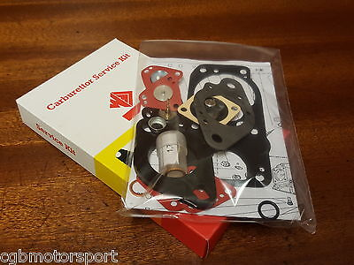 Renault 5 Gt Turbo New Carburettor Carb Service Repair Kit Solex 32 Dis