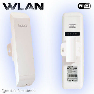 WLAN-OUTDOOR Access Point Router 150Mbit LogiLink®