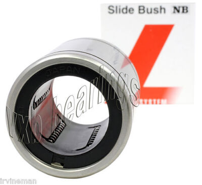 """NB Systems SW4G 1/4"""" inch Ball Bushings Linear Motion"""