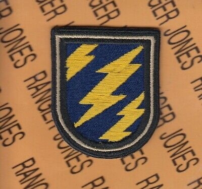 56th Chemical Recon Det CRD Airborne beret flash patch