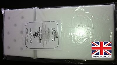 HERITAGE COACH BUILT PRAM SAFETY MATTRESS - Silver Cross Kensington