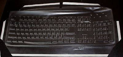 Custom Made Keyboard Cover for Logitech Y-BF38-408E124 Keyboard Not Included