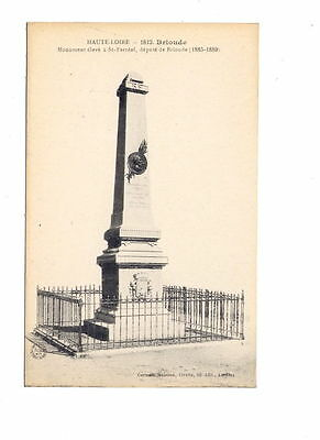 43 BRIOUDE monument st fereol