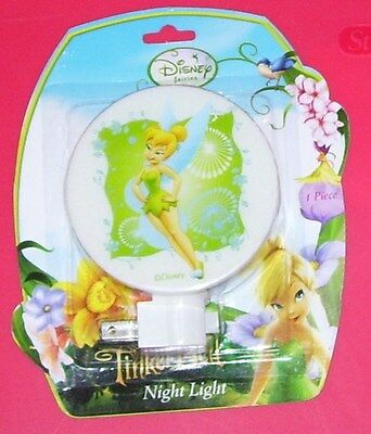 New Nightlight Disney Fairies Tinkerbell Night Light #1