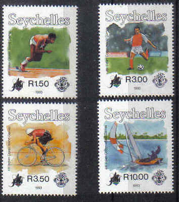 STAMPS  SEYCHELLES  1993 SPORT SET (MNH)  lot 326
