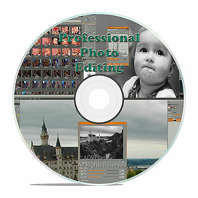 DIGITAL PICTURE PHOTO IMAGE EDITING SOFTWARE, PRO CD, WITH FREE OFFICE SUITE