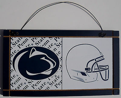 New Penn State University Nittany Lions College Licensed Wooden Sign Sport Fan