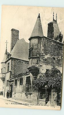 18-BOURGES -Hotel Cujas