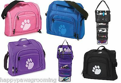 PET GROOMER GROOMING Mobile Travel Storage Nylon Tool Case EXPANDABLE TOTE BAG