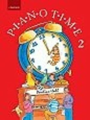 Piano Time 2, Paperback; Hall, Pauline.; Piano tutor, 9780193727861, OUP Oxford