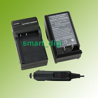 EN-EL12 Battery Charger for Nikon COOLPIX S9300 S6300 S6200 S8200 Digital Camera