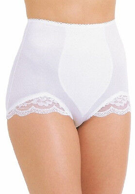 Rago Shaper Panty Brief With Lace Style 919