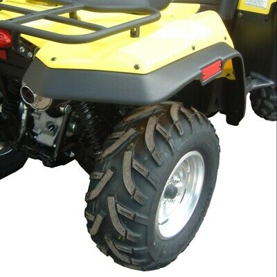 Suzuki King Quad 750 500 450 4X4 Atv Over Fenders Flares Mud Guards Custom Fit
